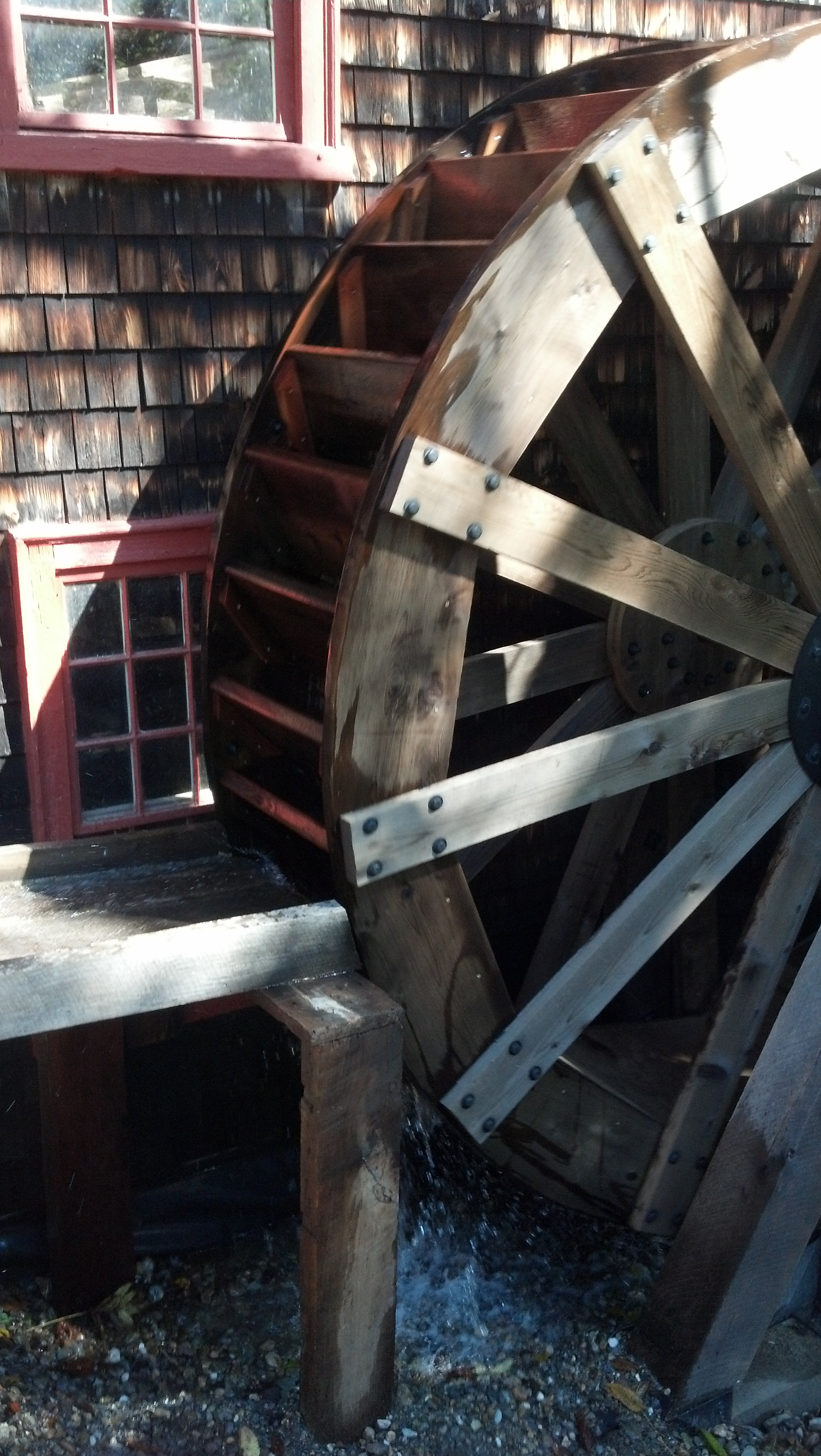 Water powered grist mill plans Plans DIY How to Make ...