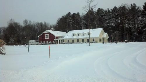 The Center - winter