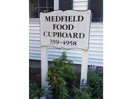 Medfield Food Cupboard