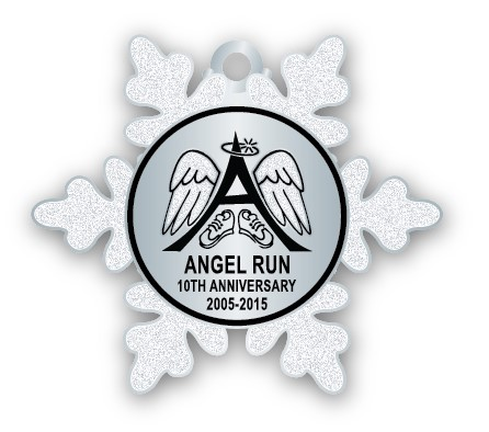 Angel Run keepsake