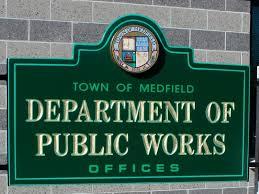DPW sign