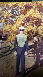 mark in band uniform