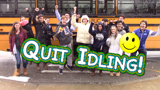 quit idling