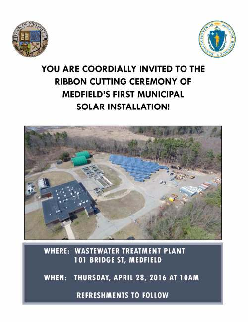 20160419-Medfield Solar Ribbon Cutting