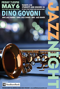 MHS Jazz night 20160506