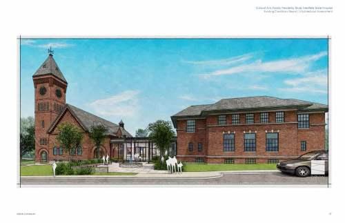 DBVW Architrects-cultural arts center