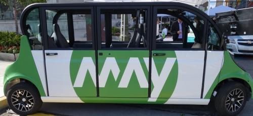 AV minibus