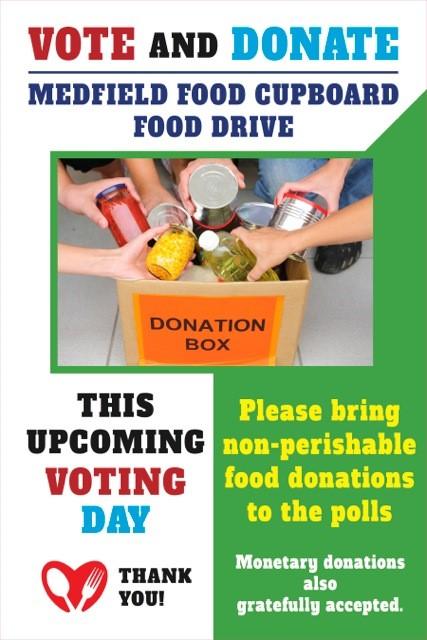vote & donate