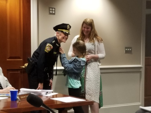 Chief Guerette-swearing in-20190528-3