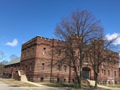 West Newton armory