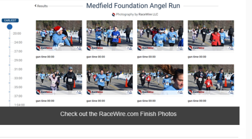 angel run 2019 group of photos