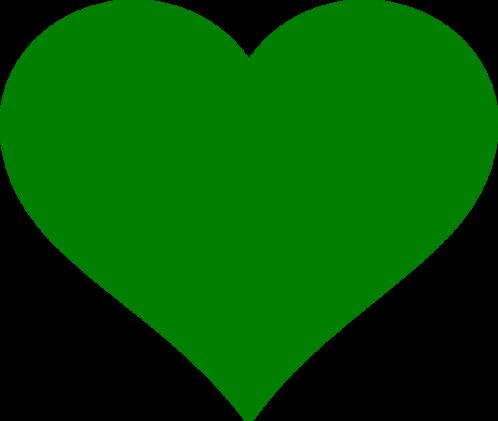 green heart-2
